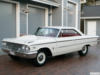 Ford Galaxie 500 Factory Lightweight '1963,