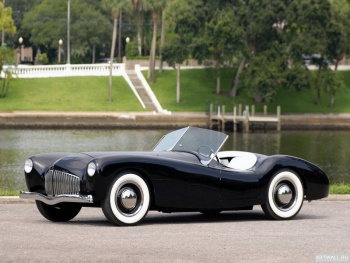 Ford Glasspar Custom Roadster '1951,
