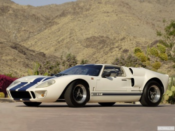 Ford GT40 (MkII) '1965-66,