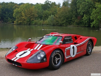 Ford GT40 (MkIV) '1967,