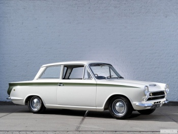 Ford Lotus Cortina (MkI) '1963-66,