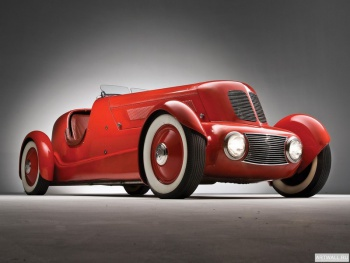 Ford Model 40 Special Speedster '1934,
