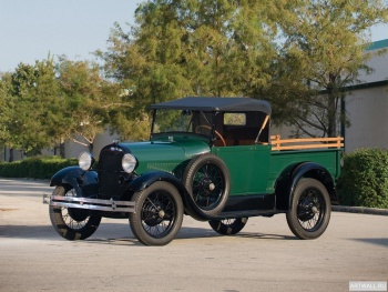 Ford Model A AR Roadster Pickup '1927-28,