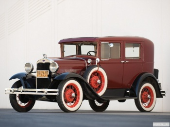 Ford Model A Deluxe Roadster '1929,