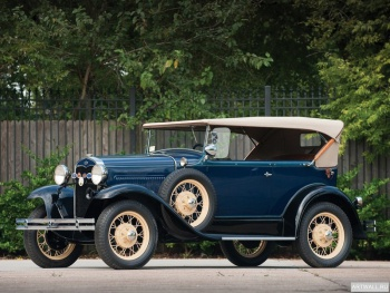 Ford Model A Deluxe Roadster '1931,