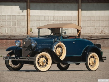 Ford Model A Roadster '1927-31,