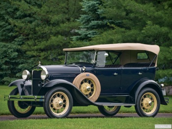 Ford Model A Roadster '1928-30,