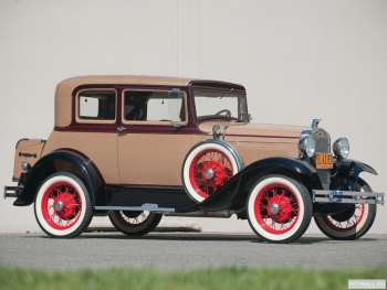 Ford Model A Woody Station Wagon '1929,