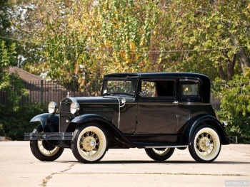 Ford Model A Woody Station Wagon (150А) '1929,