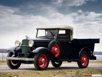 Ford Model B Convertible Coupe '1932,