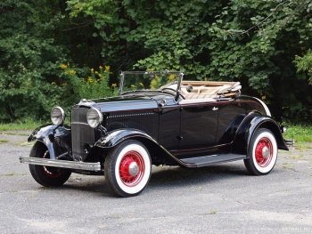 Ford Model B Station Wagon (150) '1932,