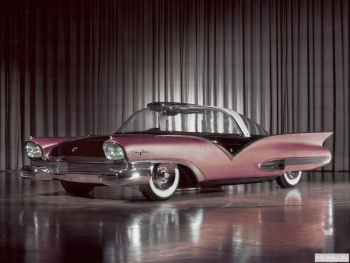 Ford Mystere Concept Car '1956,