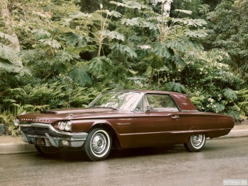 Ford Thunderbird '1964-66,