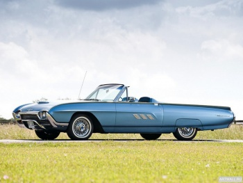 Ford Thunderbird Sports Roadster '1963,