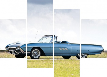 Модульное панно Ford Thunderbird Sports Roadster '1963,