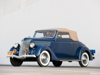 Ford V8 Deluxe Cabriolet (68-760) '1936,