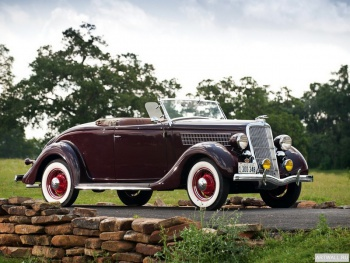 Ford V8 Deluxe Roadster (48-710) '1935,