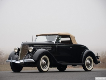 Ford V8 Deluxe Roadster (68-710) '1936,