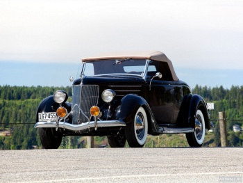 Ford V8 Deluxe Roadster (68-760) '1936,