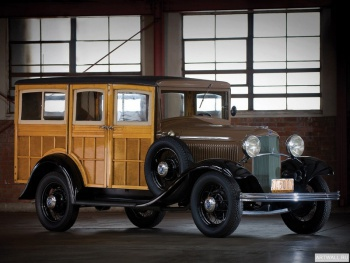 Ford V8 Station Wagon (18-150) '1932,