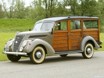 Ford V8 Utility Car by Murray (78) '1937,