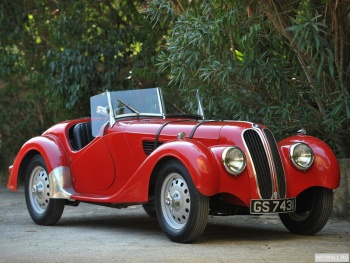 Frazer Nash-BMW 328 Roadster '1936-39,