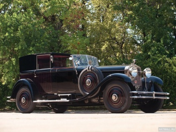 Hispano-Suiza H6B Coupe DeVille by Kellner '1924,