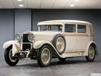 Hispano-Suiza T49 by Weymann '1922,