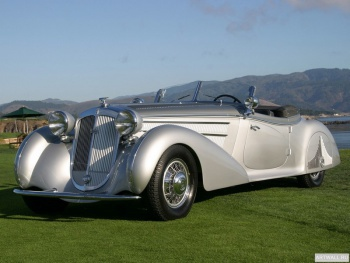Horch 853 Special Roadster by Erdmann & Rossi '1938,