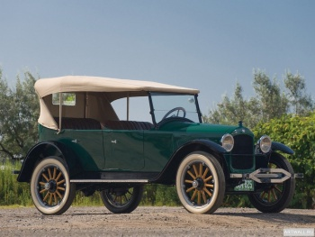 Hupmobile Series R 5-passenger Touring '1922,