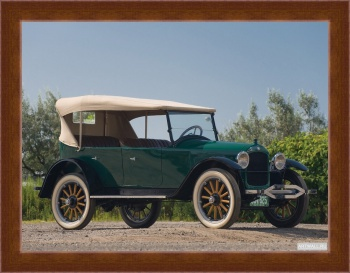 Магнитная картина Hupmobile Series R 5-passenger Touring '1922,