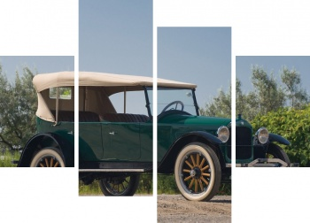 Модульное панно Hupmobile Series R 5-passenger Touring '1922,