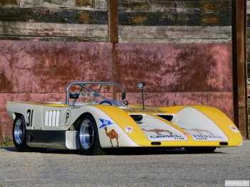 Huron 4A 2 Litre Sports Prototype '1970,