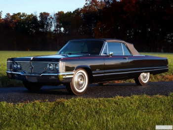 Imperial Crown Convertible '1968,