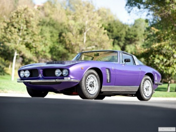 Iso Grifo 7 Litri '1968-69,