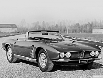 Iso Grifo Spider '1966,