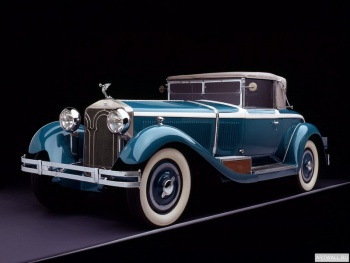 Isotta-Fraschini Tipo 8A Cabriolet by Castagna '1929,