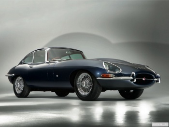 Jaguar E-Type Coupe (Series I) '1961-67 1,