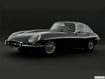 Jaguar E-Type Coupe (Series I) '1961-67,