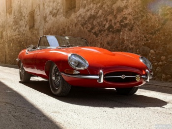 Jaguar E-Type Roadster (Series I) '1961-67 2,