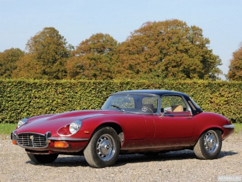 Jaguar E-Type V12 Open Two Seater (Series III) '1971-75 1,