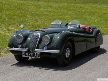 Jaguar XK120 Alloy Roadster '1950,
