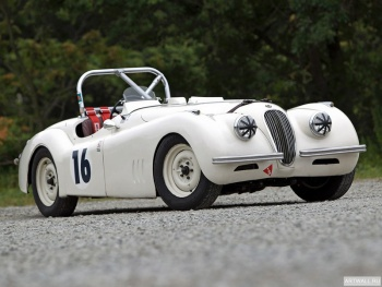 Jaguar XK120 Competition Roadster '1950,