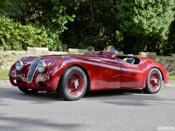 Jaguar XK120 LT2 Alloy Roadster '1950,