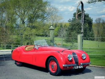Jaguar XK120 Roadster UK-spec '1949-54,