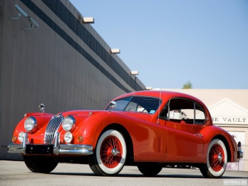 Jaguar XK140 Fixed Head Coupe '1954-57,