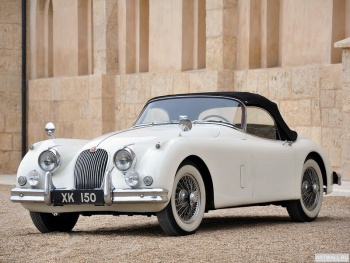Jaguar XK150 Roadster '1958-61,