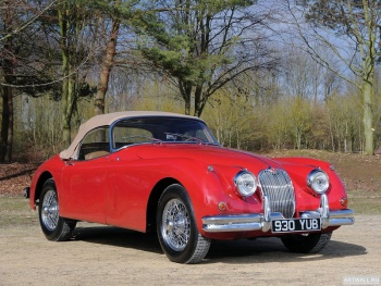 Jaguar XK150S Roadster '1958-60,