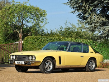 Jensen Interceptor S,