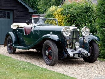 Lagonda 3 Litre Drophead Coupe by Tickford '1953-58,